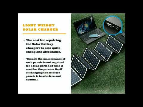 Choosing The Right Type of Solar Panels   Get Thin Film Solar Panels