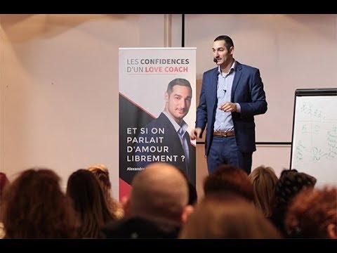 Conférence EXCEPTIONNELLE à Paris dans quelques semaines !