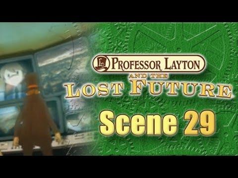 Professor Layton and the Lost Future - Scene 29 [UK]