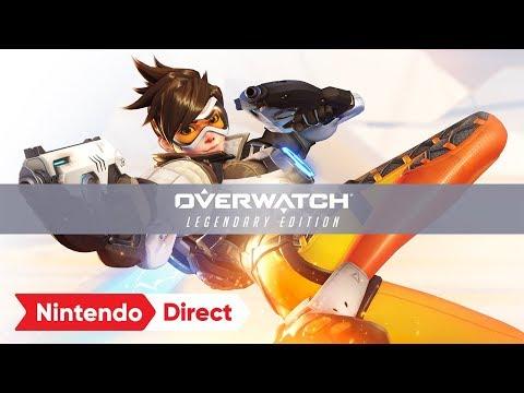 オーバーウォッチ レジェンダリー・エディション [Nintendo Direct 2019.9.5]