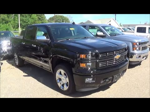 2015 chevy silverado crew cab 4x4 blackout edition youtube. Black Bedroom Furniture Sets. Home Design Ideas