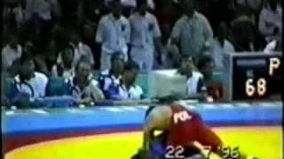 68 кг. Финал. Р. Вольны - Г. Ялуз (Атланта 1996)