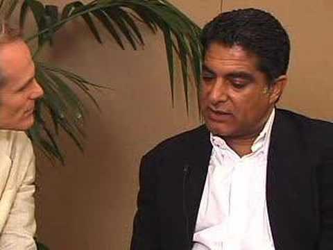 Alan Steinfeld interviews Deepak Chopra