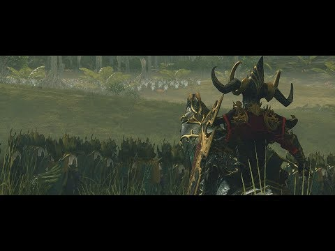 Battle at the Mosquito Swamps | Warhammer II Total War Epic Cinematic Movie |