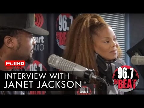 DJ Scream - Janet Jackson Interview with DJ Scream | Hood Rich Radio