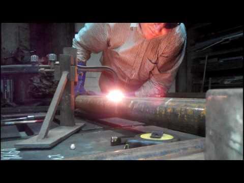 Как получить ровный срез при отрезке толстостенной трубы резаком
