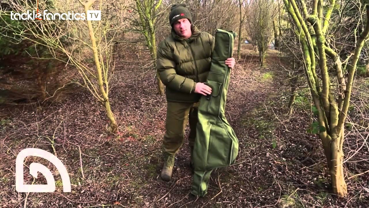 Carp Fishing Luggage Trakker NXG 3 Rod Quiver