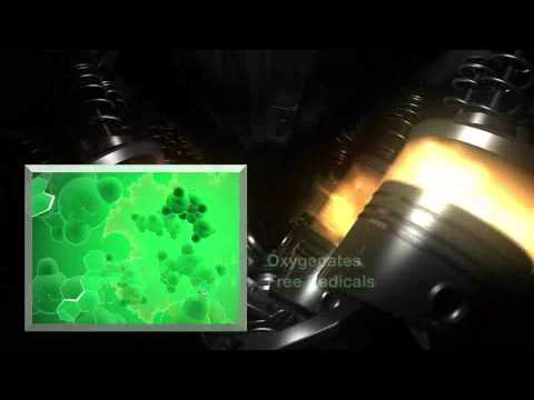 John Deere Plus 50 II Engine Oil Oxidation VS Rotella T