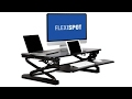 Height Adjustable Standing Desk Workstation (Riser)