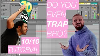 Video How To Make a Trap Beat In Ableton Live 9 download MP3, 3GP, MP4, WEBM, AVI, FLV November 2017