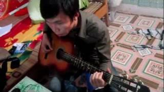 mon qua vo gia...moi troi guitar hihi
