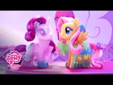 My Little Pony - 'Rarity, the Queen of Fashion!' Official Stop Motion Short