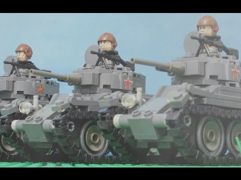 1941 Lego World War Two Battle for Russia...