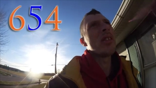 Barely A Vlog! (Day 654) 2-13-2017   INDIANAJOEVLOGS