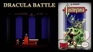 NES Music Orchestrated - Castlevania - Dracula Battle ( Nothing To Lose )