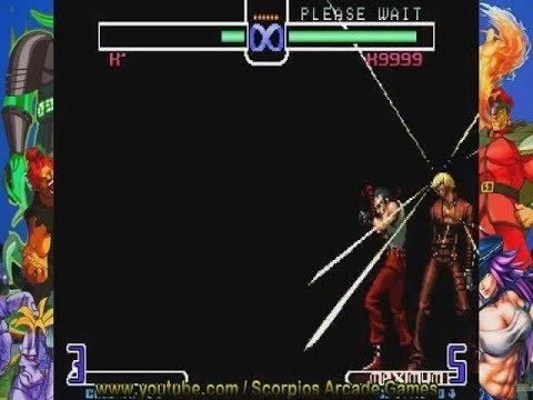 The King of Fighters 2002 - K' Dash Combos Tático (2.0) by Scorpios