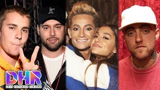 Justin Bieber's Manager FEARED Justin Would Die - Frankie Grande's EMOTIONAL Mac Miller Post (DHR)