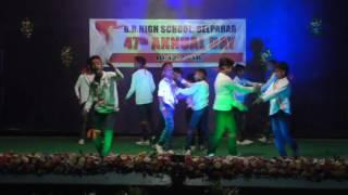 cultural 3 b r high school belpahar
