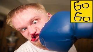 Кто пустил кровь Славному Друже? Бокс без тренера — спарринги по заданию от Виктора Нагилева