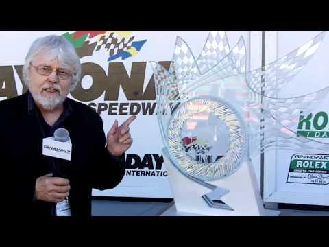 Steuben Glass Unveils New GRAND-AM Trophy