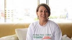 Volunteer Abroad Review Peru Cusco Jessica Johnson Women Empowerment Program