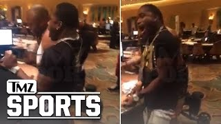 Adrien Broner: BANGS BACCARAT TABLE... After Massive Win