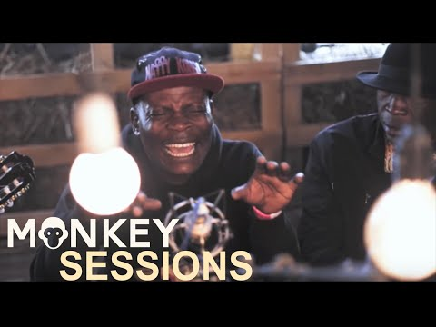 JUPITER OKWESS | PONDJO PONDJO | MONKEY SESSIONS