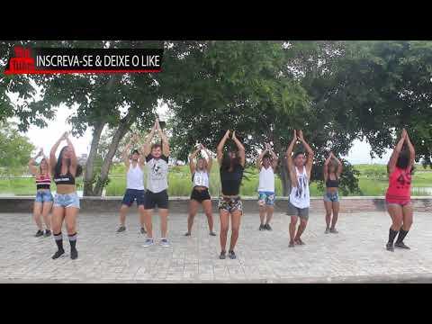 Tic Nervoso - Harmonia do Samba feat. Anitta | Cia Mazinho Bahia  (Coreografia)