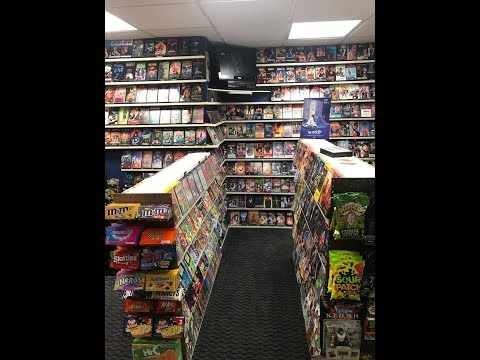 I Built A Video Store In My Basement - Welcome To Nostalgia Video