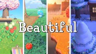 Animal Crossing New Horizons is Visually Stunning