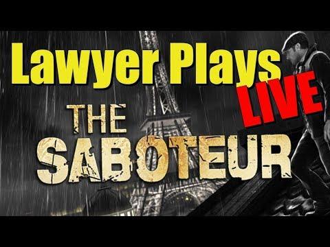 The Saboteur LIVE!