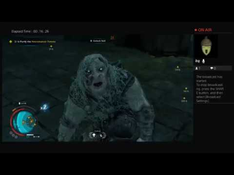 The Never-ending Story_Middle Earth: Shadow of War LIVE Pt 15