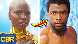 Avengers Endgame May Have Teased The Villain Of Black Panther 2