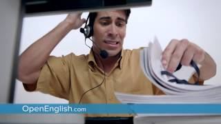 Comercial Open English 2013 (Wachu en el Call Center)
