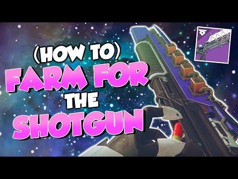 How To Farm For The Escalation Protocol Shotgun! [Destiny 2]