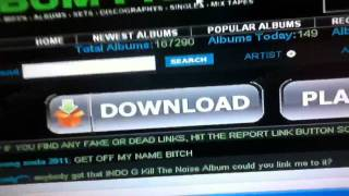How to download free album
