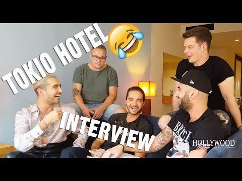 """Tokio Hotel über das """"Boy Don´t Cry""""-Video und Bill als Dragqueen - Interview (eng. sub)"""