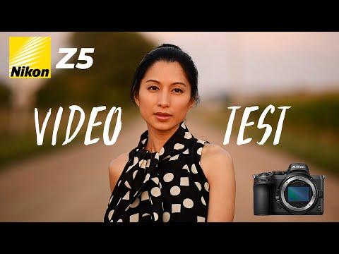 Nikon Z5 Video