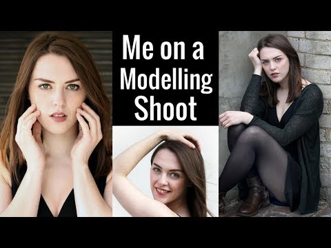 Finding Inspiration | Me on a Model Shoot | Win a Prize!