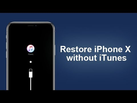 restore iphone without itunes restore iphone x without itunes no errors no data loss 1 16017