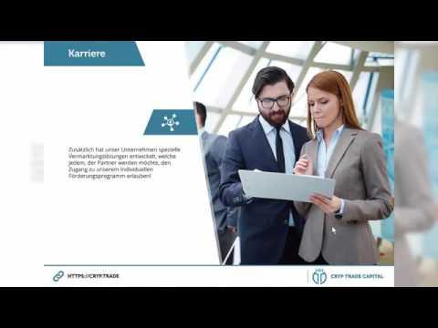 Wie funktioniert Krypto Trading Deutsche Präsentation