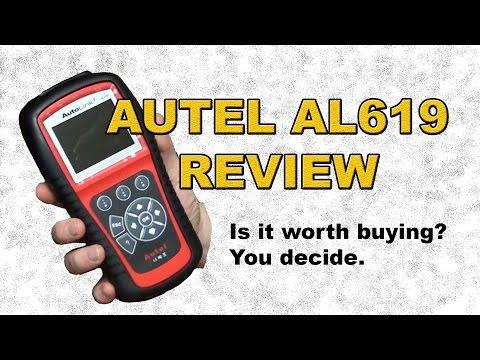 AUTEL AL619 Review
