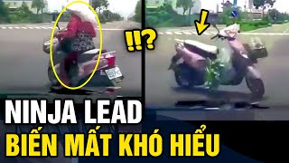 Ninja lead 'BỐC HƠI' bí ẩn sau màn 'TẠT ĐẦU Ô TÔ' khiến dân mạng cạn lời