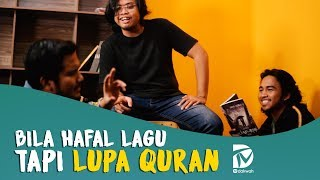 Download Lagu BILA HAFAL LAGU TAPI QURAN LUPA..-TV Dakwah mp3