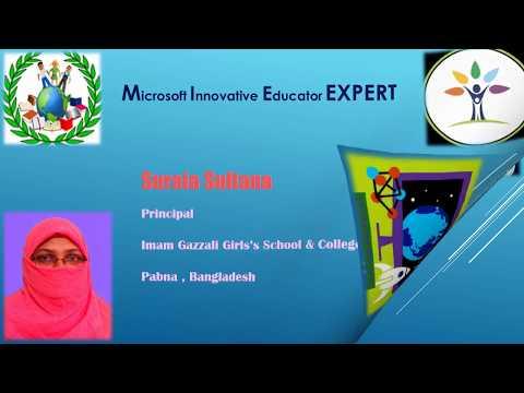 Microsoft Innovative Educator Expert (MIE Expert)