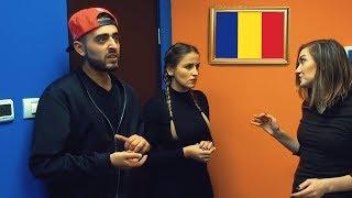 CUM SĂ FII ROMÂN cu Cristina, Asil si Ana