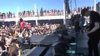 Great White - ROCK ME- Live - Monsters of Rock Cruise 2014