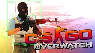 WAY TOO OBVIOUS! (CS:GO Overwatch) thumbnail