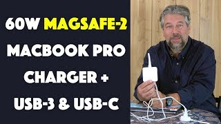"Little Big MacBook Pro MagSafe-2 ""T-Tip"" 60W Charger - REVIEW"