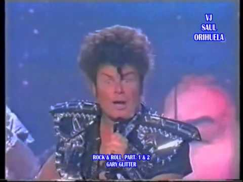 GARY GLITTER   ROCK & ROLL PART  1 & 2